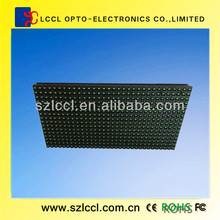 P10 single color led display module