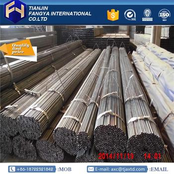 building materials ! inside steel pipe threaded carbon tube with low price
