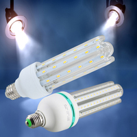 U Shape led corn light E27 B22 3U 4U corn led bulb/led corn bulb