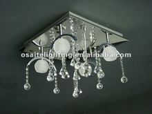 2012 Hot-selling ceiling crystal lamp