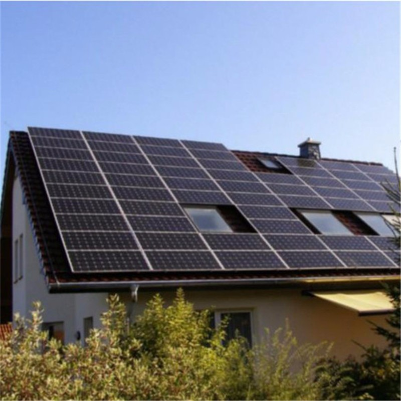 3kw household solar power generation system for home
