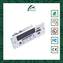 Hot Selling Mp3 Player Decoder Board With Fm Transmitter