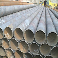 sprially welded steel pipes supplier