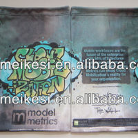 Multi Functional Soft Logo Printed Microfiber