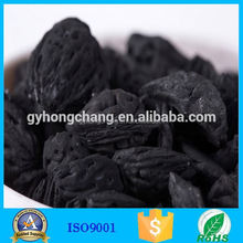 Activated charcoal for poisonous gas