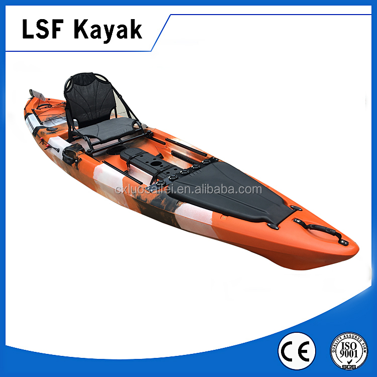 Leg pedal kayak, foot pedal kayak, double legs pedal kayak