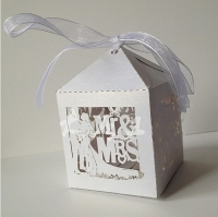 WEDDING PAPER BOX