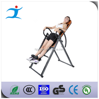 Inversion Table Folding Gravity Exercise Fitness Back Pain Relief Therapy