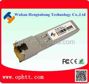 High speed Cable Copper SFP 10GB switch cisco compatible Copper SFP rj45 module