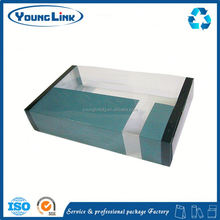 plastic box packaging for high heel shoe