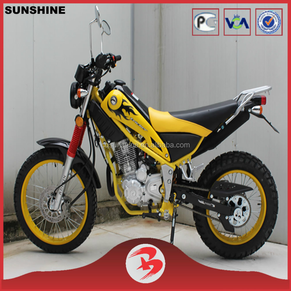 2016 Popular New Model 250CC Tricker Motorcycle 250CC Dirt Bike For Sale Cheap