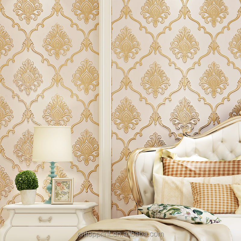 Factory Custom Wallpaper for Home Decoration