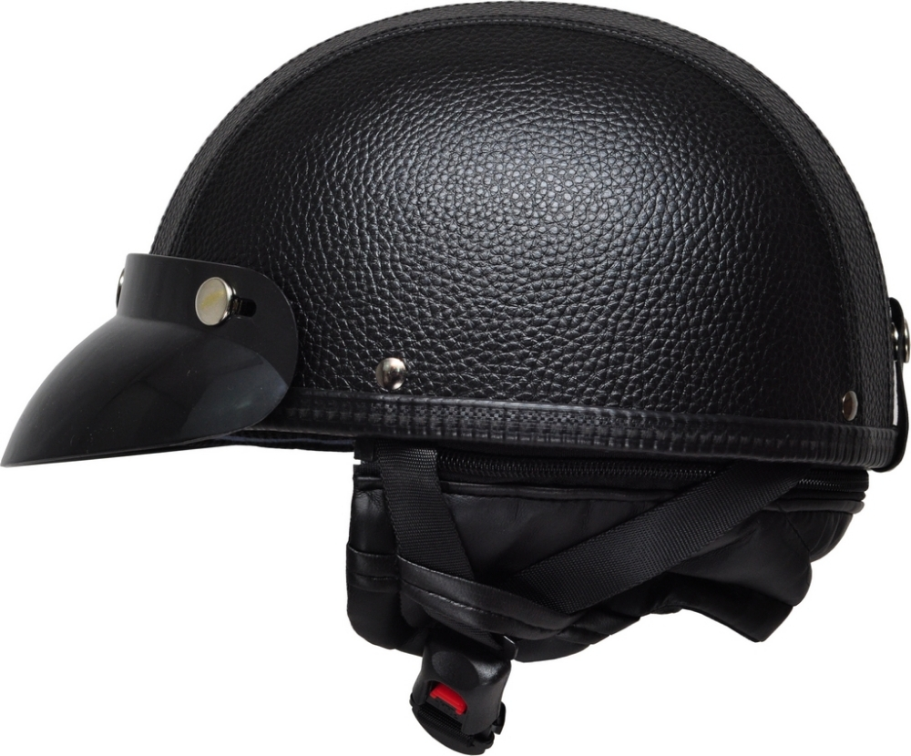 halley helmet for motorcycle. half face with DOT, CE wholesale, german style, vintage helmet
