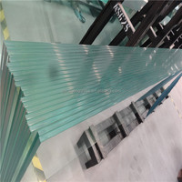 12mm clear tempered laminated glass price