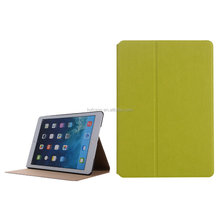 for ipad air case ipad 5 case, tablet cover flip leather case for ipad 5