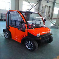 2 seats small mini electric car made in china