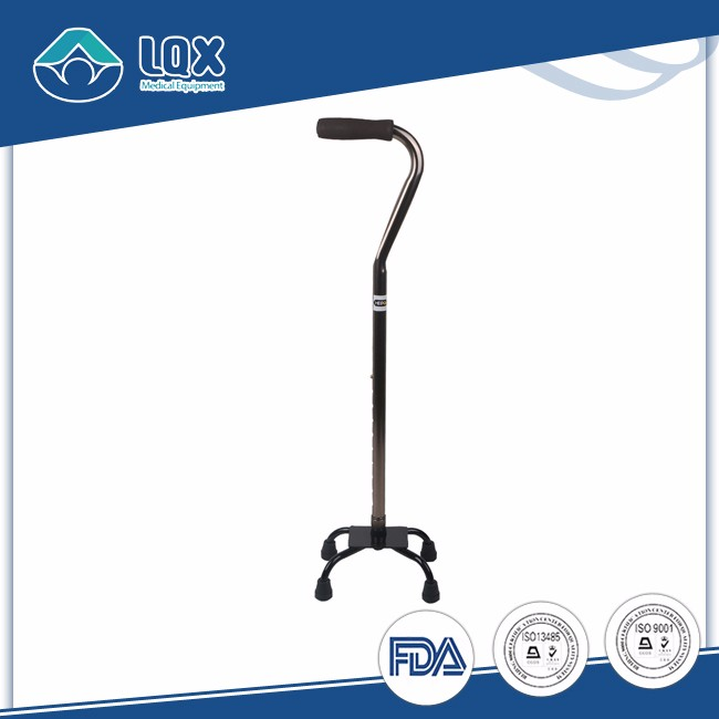 small base durable quad cane