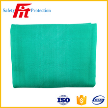 100% HDPE Plastic Knitted Construction Safety Nets for Fall Protection