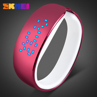 japan movement silicone watch ladies wrist watch led sport watch