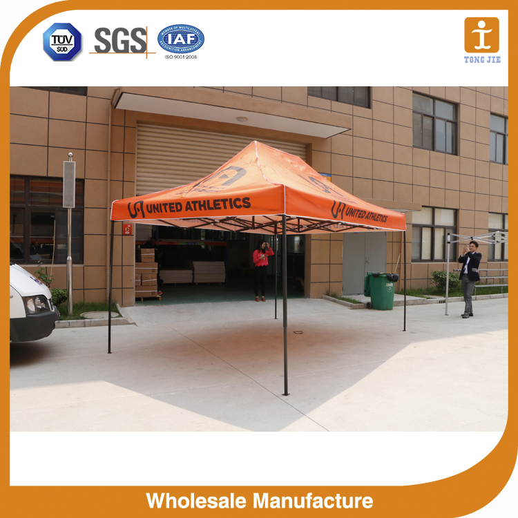 Events outdoor custom foldable tent canopy wholesale, outdoor gazebo tent