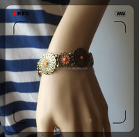 alloy fashion design gold bracelet new gold bracelet models
