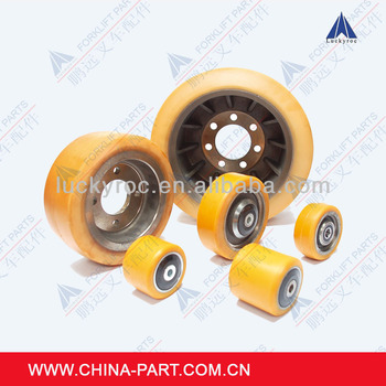 Forklift PU Wheel for BT