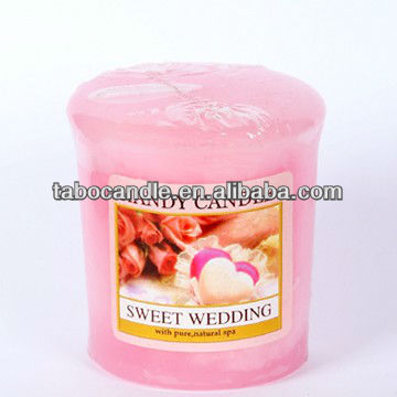 Handy Candle / Candle / Aroma / Fragrant Candle