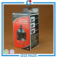 China wholesale foldable paper mobile PDA holder box