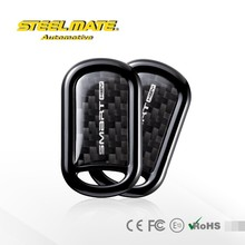Steelmate SK03 smart engine lock car alarm system with valet mode for car maintenance