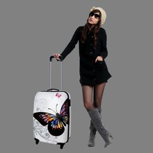Aluminum Trolley Case With PVC / ABS