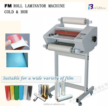 340MM Photo Roll Laminator Cold and Heat