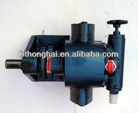 CLB bitumen heat gear pump