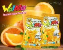 Natural Orange Juice Flavour Fruit Juice Drink