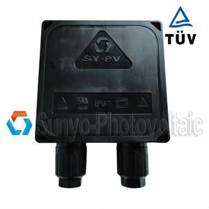 IP65 Solar PV Junction box MC4 Connectors Male and Female For Solar Panel