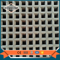 Rectangle hole perforated metal sheet mesh for exhaust systems
