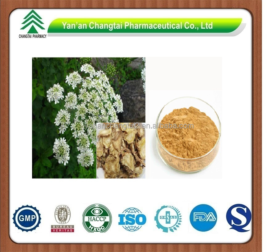 GMP factory supply Herb organic Notoptergium incisum ting extract