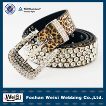 Mall clothing promotion of fashionable women beaded strecth belt