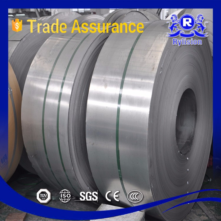 prime 2B BA 6k 8k HL finish 201 304 316 409 baosteel aisi 201 stainless steel coil in large stock