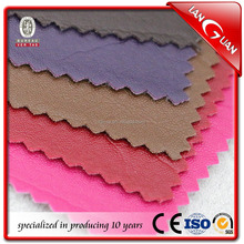 artifical PVC Upholstery synthetic leather for sofa
