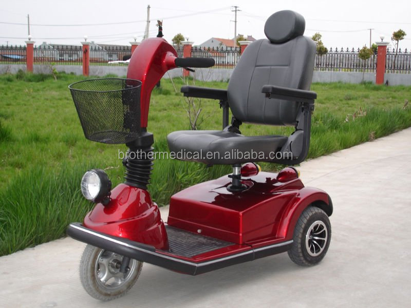 2 seat mobility scooter for Handicapped & Elders BME4016