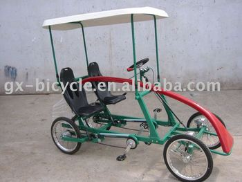 TWO PEOPLE LEISURE BIKE