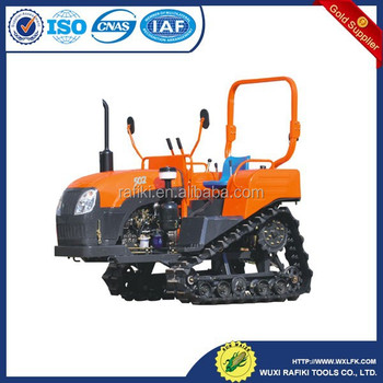 TRIANGLE CRAWLER MINI FARMING TRACTOR