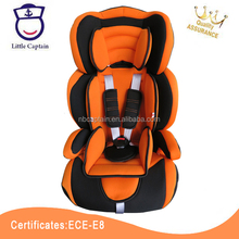 ECE E8 Certificate isofix baby car seat inflatable booster seat