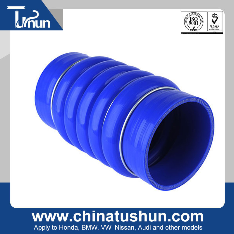 China Manufacturer colored rubber silicone tubing