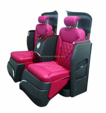 Power Viano Auto chair for motorhome double seat folding chairs