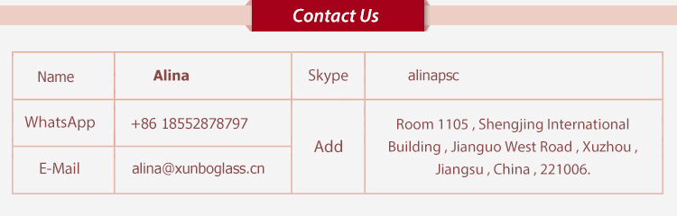 Alina Contact