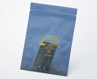 EMP Faraday Bag ESD Structure Static Shielding Bag Conductive Grid Bag
