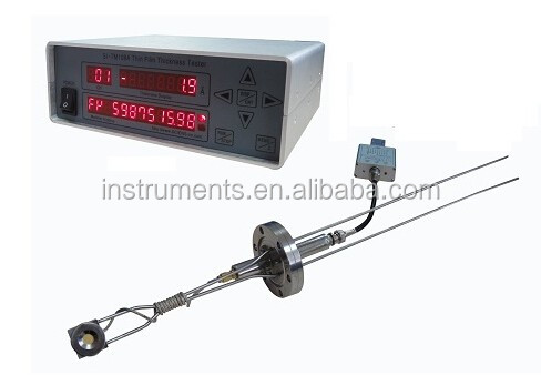 Laboratory Scale Magnetro Sputtering/Evaporation Coating Thin Film Thickness Deposition Rate Monitor