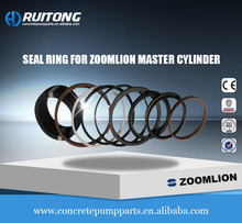 seal ring & rubber gasket for Zoomlion master cylinder