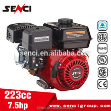 4 Stroke Mechanical Clutch Small Kart Engine With Ignition Coil